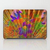 radiant colors iPad Case