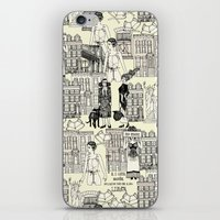 handkerchiefs and ribbons iPhone & iPod Skin