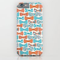 Geometric Bows iPhone 6 Slim Case