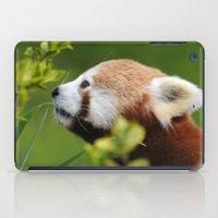 Red Panda 1 iPad Case