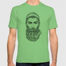 Sailor Mens Fitted Tee Grass SMALL