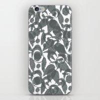 blan iPhone & iPod Skin