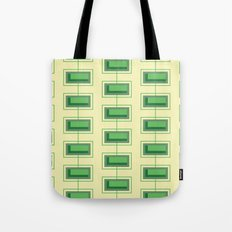 Stacked Rectangles Tote Bag