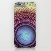 iPhone & iPod Case featuring Imperceivable Worlds by ````