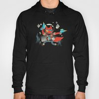 Bounty Hunter Space Cat … Hoody