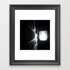 Illuminate I Framed Art Print