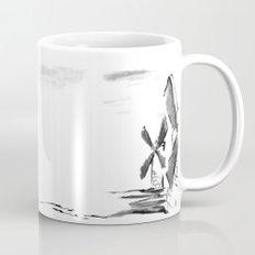 Tilting at Windmills Mug
