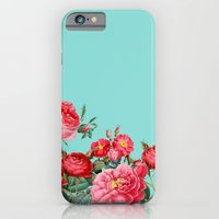 Fab Floral iPhone 6 Slim Case