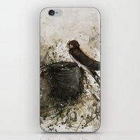 Sparrow iPhone & iPod Skin