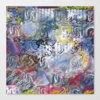 Experimental Canvas Print