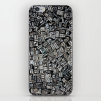 Letters, Letters, Letter… iPhone & iPod Skin