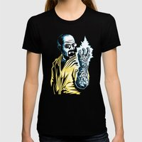The Iceman Cometh Womens Fitted Tee Black SMALL