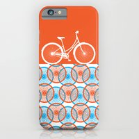 iPhone & iPod Case featuring i want to ride my bicycle by rollerpimp