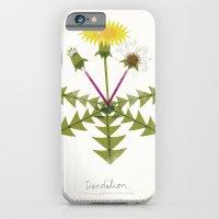 Dandelion Modern Botanical iPhone 6 Slim Case