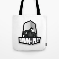 Dawn of Play Tote Bag