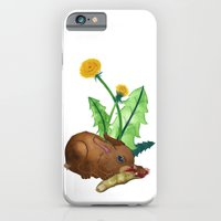 iPhone & iPod Case featuring Night of the Lepus by Caitlin Clarkson