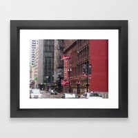 The Berghoff Framed Art Print