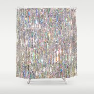 To Love Beauty Is To See… Shower Curtain