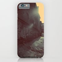 iPhone & iPod Case featuring Unknown side by Javier Díaz F.