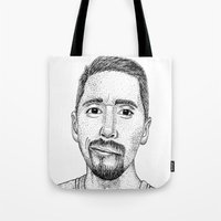 romain yves cocca Tote Bag