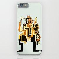 Dimensional Beings iPhone 6 Slim Case