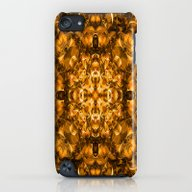 Golden Kaleidoscope iPod touch Slim Case
