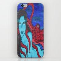 Katherine iPhone & iPod Skin