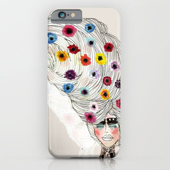 Flower Child iPhone & iPod Case