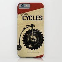 Vicious Cycles iPhone 6 Slim Case