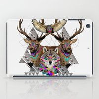 ▲FOREST FRIENDS▲ iPad Case