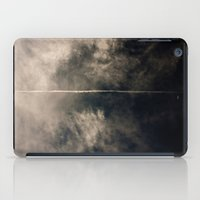 high energy proton detection iPad Case