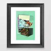 Alpine Tundra Framed Art Print