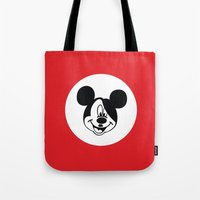 Genosse Mouse Tote Bag
