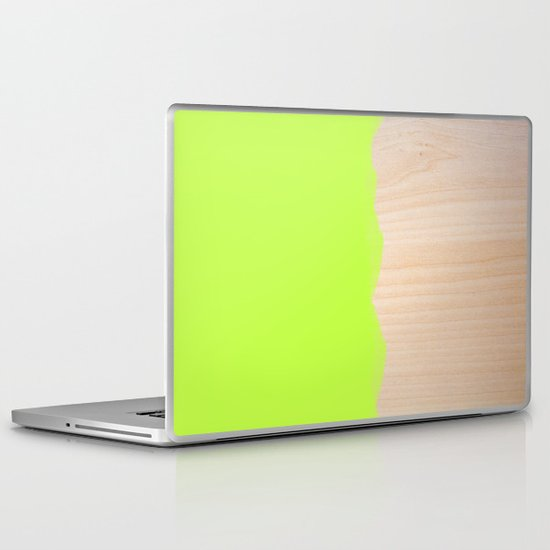 Sorbet II Laptop & iPad Skin