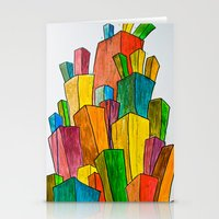 Population Control Stationery Cards