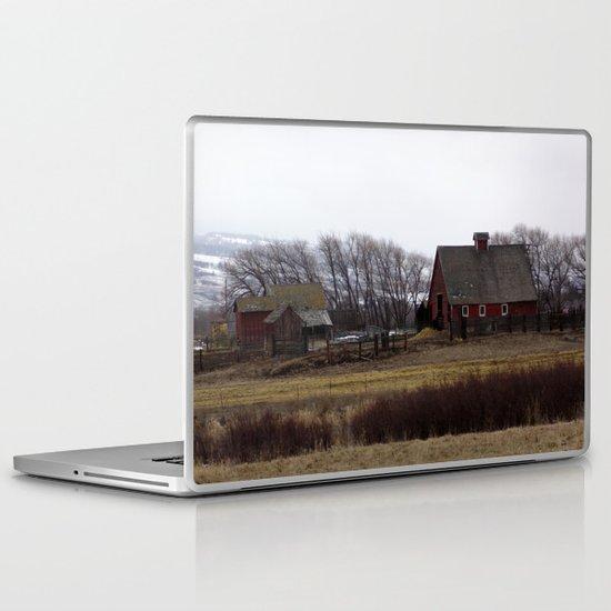 Homestead Laptop & iPad Skin