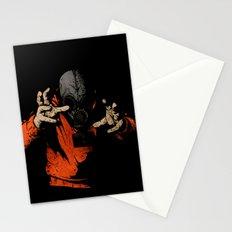 Black Light Stationery Cards