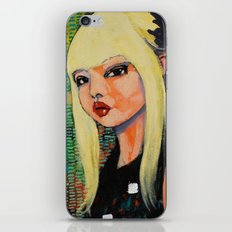 NYLON inspired  iPhone & iPod Skin