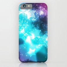 BLUE STARS  iPhone 6 Slim Case