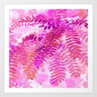 Flamboyant Art Print