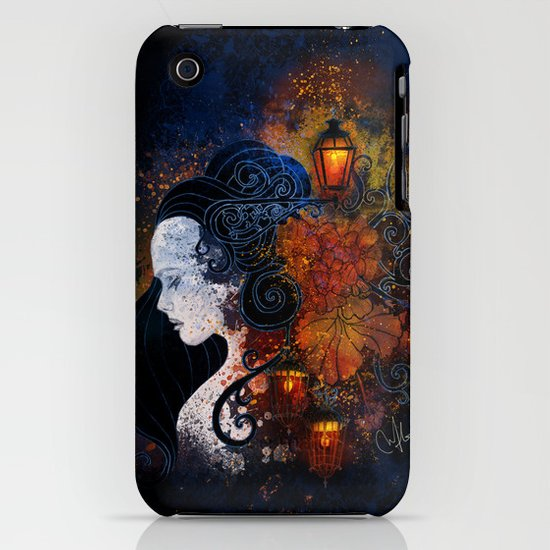 Lisbon Lights iPhone & iPod Case