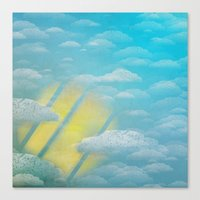 Ode To Summer Canvas Print