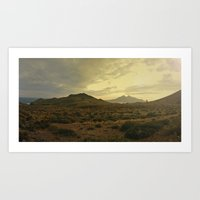 Back To Andalucia Art Print