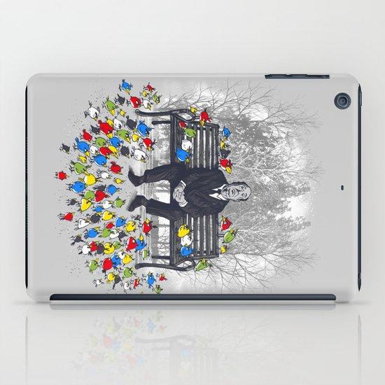 Them Birds iPad Case