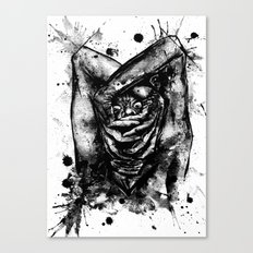 Suffocated  Canvas Print