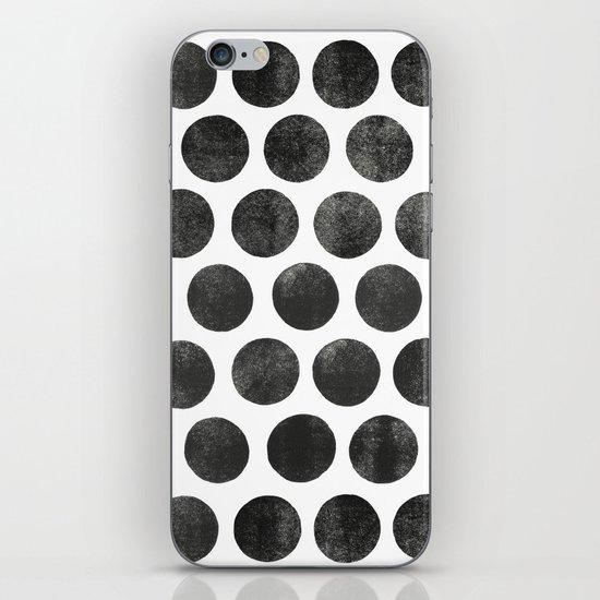 Colorplay Black iPhone & iPod Skin