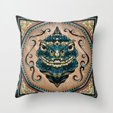 Endure Throw Pillow