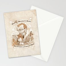 Autoportrait Stationery Cards