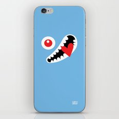 EYE LOVE iPhone & iPod Skin