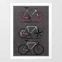 This Is How I Roll Art Print